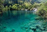 Shuzheng Lake, Jiuzhaigou National Scenic Area, Sichuan Province, China Art Print