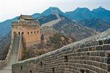China, Hebei, Luanping, Chengde. Great Wall of China Art Print