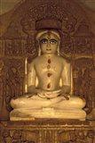 Hindu Statue, Rajasthan, India Art Print