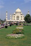 Taj Mahal in Agra, India Art Print