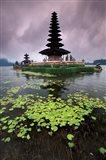 Ulun Danu Temple, Bali, Indonesia Art Print