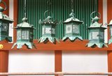 Kasuga Lanterns, Kasuga Shrine, Nara, Japan Art Print