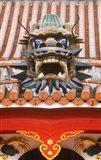Shuri Castle, Naha, Okinawa, Japan Art Print
