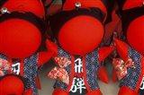 Saru Bobo (Baby Monkey Dolls), Takayama, Gifu, Japan Art Print
