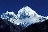 Asia, Nepal. Himalayan Mountains Art Print