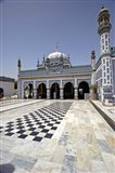 Shrine Of Shah Abdul Latif Bhittai, Bhit Shah, Sindh, Pakistan Art Print