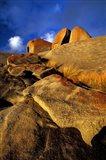 Australia, Kangaroo Island, Rocky Landscape Art Print