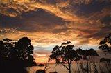 Australia, Tasmania, Freycinet, Sunrise Art Print