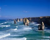 Great Ocean Road, The Twelve Apostles, Victoria, Australia Art Print