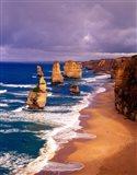 Flinders Chase National, Remarkable Rocks, Kangaroo Island, Australia Art Print