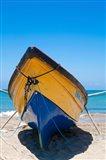 Fishing Boats, Treasure Beach, Jamaica South Coast Art Print