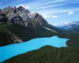 Peyto Lake, Banff National Park, Alberta, Canada Art Print