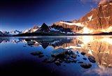 The Ramparts, Tanquin Valley, Jasper National Park, Alberta, Canada Art Print