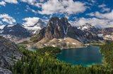 Mount Assiniboine Provincial Park, British Columbia, Canada Art Print