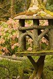 British Columbia, Butchart Gardens Japanese gardens Art Print