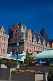 British Columbia, Victoria, Historic Empress Hotel Art Print