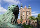 Rosenborg Palace, Denmark Art Print