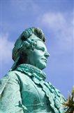 Statue of Queen Sophie Amalie Art Print
