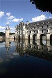 Chateau Chenonceaux Loire Valley France Art Print
