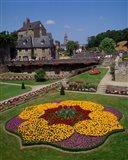 Hermine Castle, Vannes, Brittany, France Art Print
