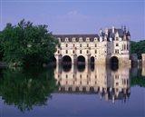 Chateau du Chenonceau, Loire Valley, France Art Print