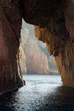 Capu Rossu, Les Calanches UNESCO World Heritage Site Art Print