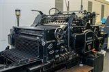 Gutenberg Printing Press, Gutenberg Museum Art Print