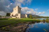 Ross Castle On Lough Leane Near Killarney, County Kerry, Ireland Art Print