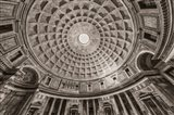 Italy, Pantheon Art Print