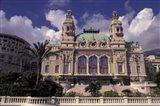 Monte Carlo Casino, Monaco Art Print