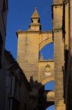Archway in Arcos De la Frontera, Arcos De la Fontera, Andalusia, Spain Art Print