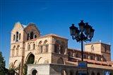 San Vicente Basilica facade at Avila, Castilla y Leon Region, Spain Art Print