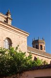 Spain, Andalusia The San Mateo Church in Banos de la Encina Art Print