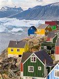 Uummannaq, Greenland Art Print