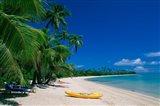 Plantation Island Resort, Malololailai, Fiji Art Print