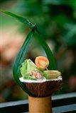 Cuisine, Lime Marinated Fish, Viti Levu, Fiji Art Print