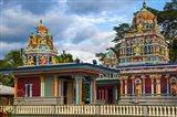 Sri Siva Subramaniya Hindu temple, Nadi, Viti Levu, Fiji Art Print