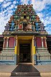 Sri Siva Subramaniya Hindu temple, Nadi, Fiji Art Print