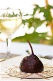 Exotic desserts and meals, Beqa Lagoon Resort, Beqa Island, Fiji Art Print