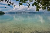 The Marovo Lagoon, Solomon Islands Art Print