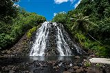 Kepirohi Waterfall, Pohnpei, Micronesia Art Print