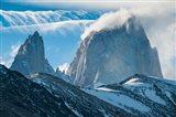 Mount Fitzroy, El Chalten, Argentina Art Print