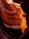 Antelope Canyon, Navajo Tribal Land, Arizona Art Print