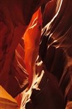 Slot Canyon, Upper Antelope Canyon, Arizona Art Print
