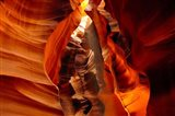 Slot Canyon, Upper Antelope Canyon, Page, Arizona Art Print
