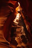 Shaft of Light, Upper Antelope Canyon 2 Art Print