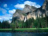 Yosemite National Park, California Art Print