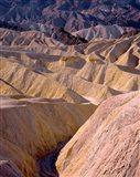California, Death Valley NP, At Zabriskie Point Art Print