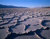 Patternson Floor Of Death Valley National Park, California Art Print