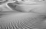 California, Valley Dunes Panoramic View Art Print